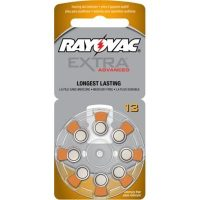 Rayovac 13 Hearing Aid Batteries
