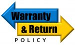 Warranty and Return logo