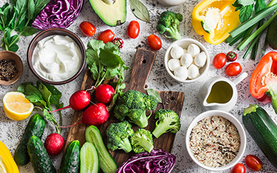 A healthy diet help prevent Dementia