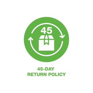 456-Day Return Policy