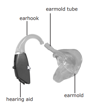 FaVor BTE Hearing Aid