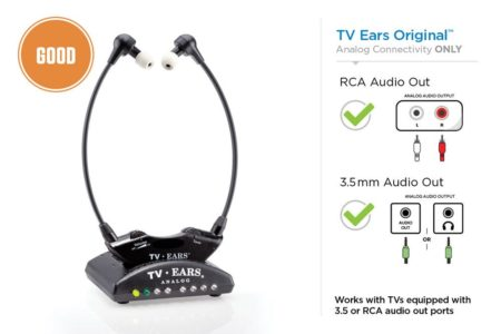 tv-ears connection