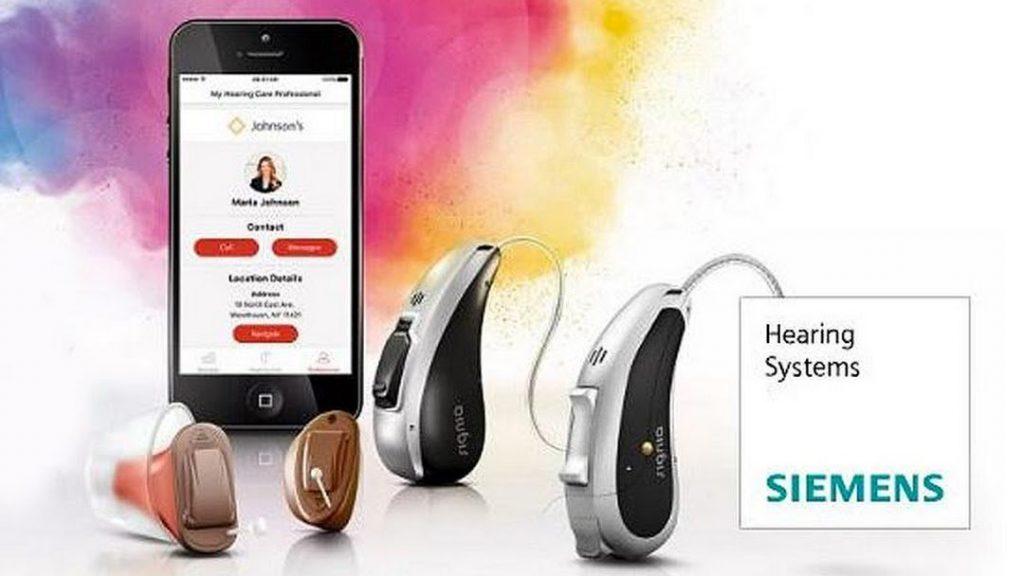 Siemens Hearing Aid Repairs