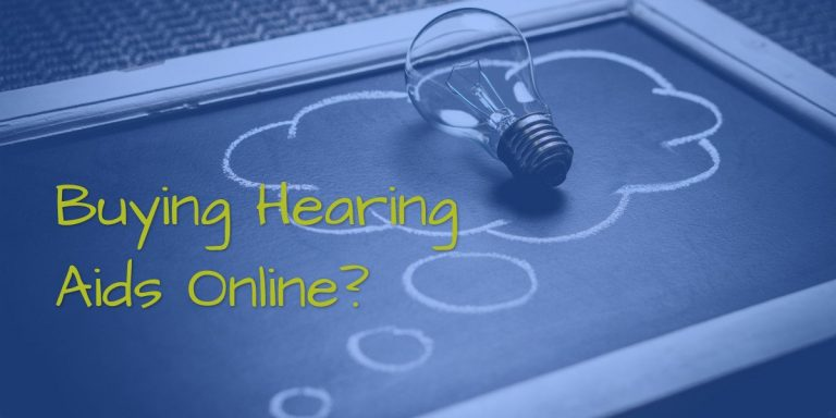 Buying Hearing Aids Online Idea