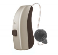 Widex MOMENT 330 RIC 312D Hearing Aid
