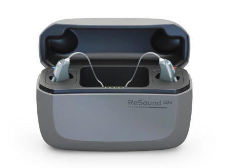 ReSound LiNX Quattro charging case