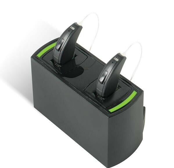 resound zpower hearing aid charger