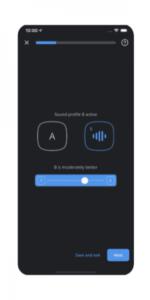 Widex Moment SoundSense Learn App