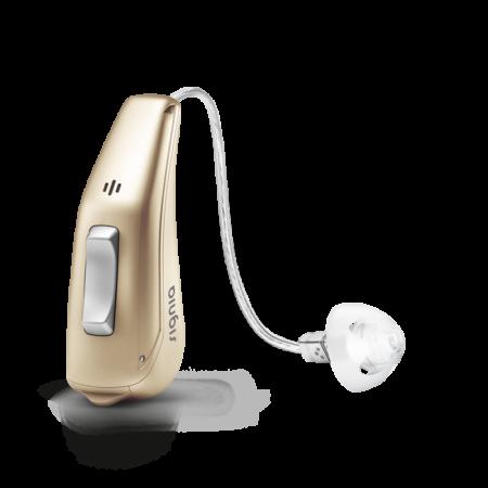 Signia Pure 13 Nx Hearing Aid.