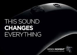 Widex Moment Hearing Aid, This sound Changes Everything.