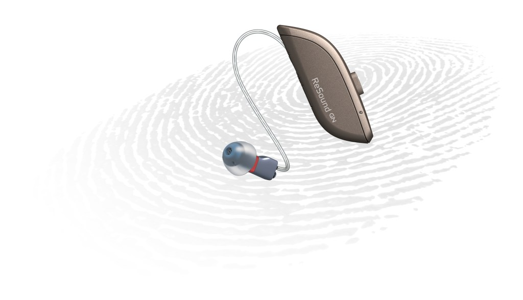 ReSound ONE Hearing Aid