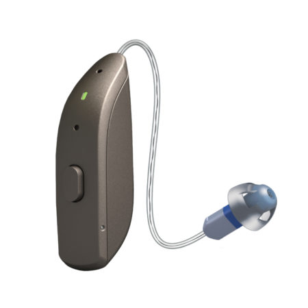 ReSound One Rechargeable Left Warm Grey