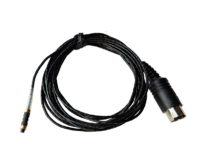 CS44 Straight Hearing Aid Programming Cable