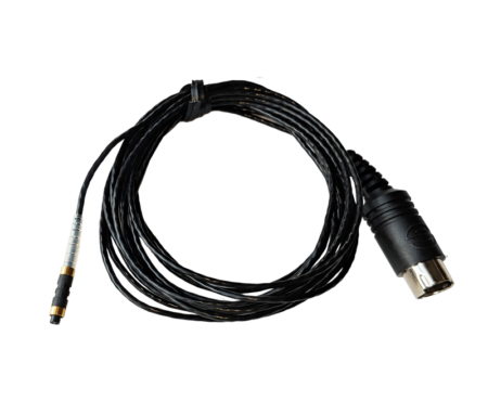 hearing aid programming cable CS 44 straight