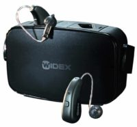 Widex MOMENT 440 mRIC<br>Rechargeable Hearing Aids