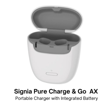 Signia AX Portable Charger