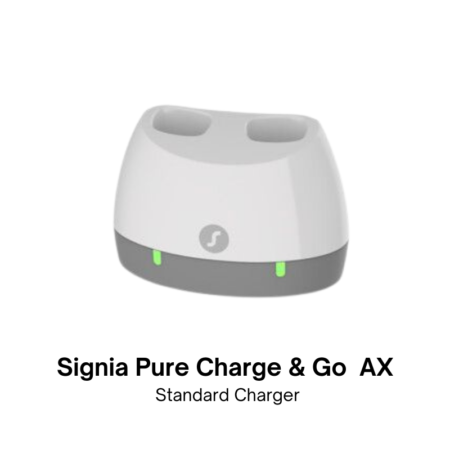 Signia AX Standard Charger