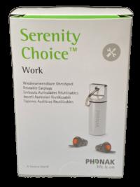 Serenity Choice™ Work Earplugs