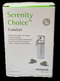 Serenity Choice™ Comfort Earplugs