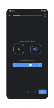 Moment App SoundSense
