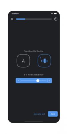 Moment App SoundSense
