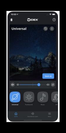 Moment App main
